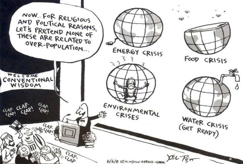 Overpopulation Denial