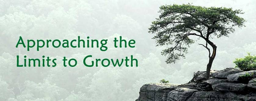Approaching the Limits to Growth