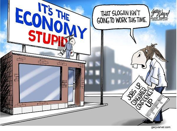 It's the economy, stupid