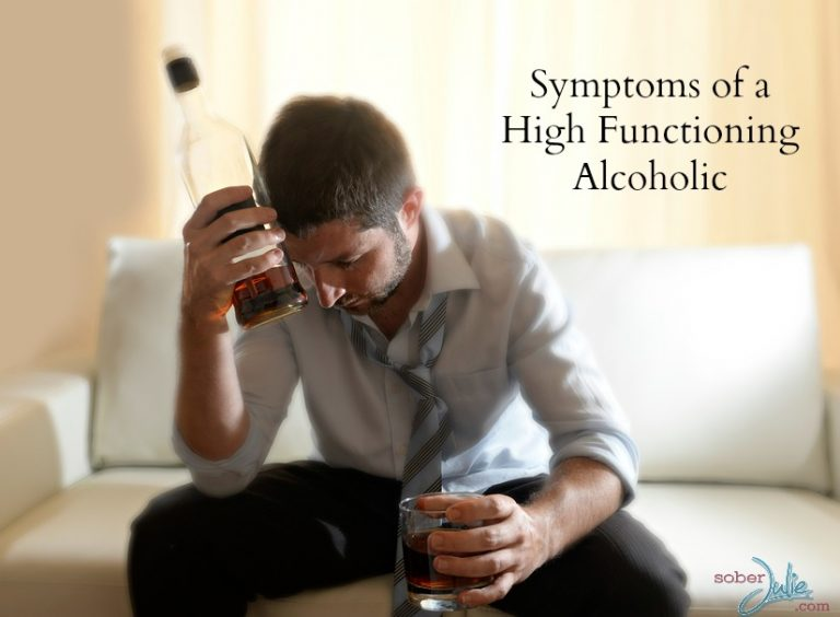 Symptoms of a High Functioning Alcoholic