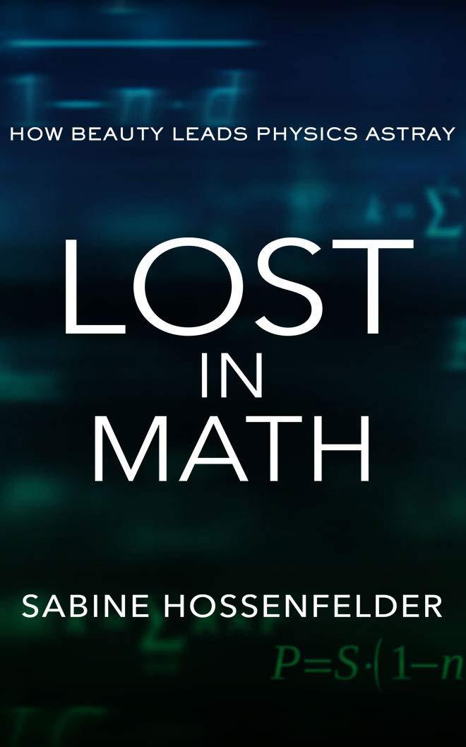 Sabine Hossenfelder - Lost in Math